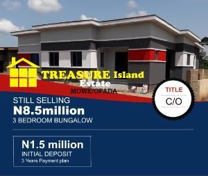 House for sale Obafemi Owode Ogun