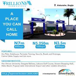 Residential Land Land for sale Atorise Village Ibeju-Lekki Lagos