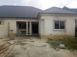 3 bedroom Semi Detached Bungalow House for sale Osong ama axis  Uyo Akwa Ibom