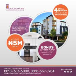 2 bedroom Blocks of Flats House for sale behind villac school Abijo Ajah Lagos - 0