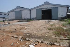 10 bedroom Commercial Property for sale Afromedia junction okokomaiko Lagos Nigeria Okokomaiko Ojo Lagos