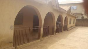 3 bedroom Self Contain Flat / Apartment for sale Gbagi old ife road along alakia airport Alakia Ibadan Oyo