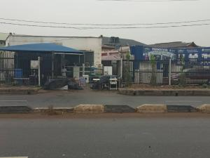 Warehouse for sale iju road, iju water works. Iju Lagos