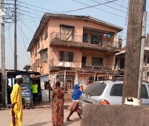 Blocks of Flats House for sale Olorunsogo Street Mushin Lagos