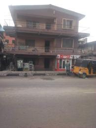 Blocks of Flats House for sale Aderanijo Street Palmgroove Shomolu Lagos