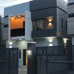 4 bedroom Detached Duplex House for sale Lekki palm off By Jubilee bridge  Ado Ajah Lagos