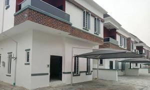 Detached Duplex House for sale Before Agungi, Igbo Efon And Few Minutes Before Chevron,  Osapa london Lekki Lagos