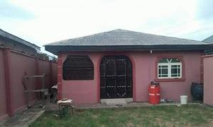 Detached Bungalow House for sale By Iju Station; Fagba Agege Lagos