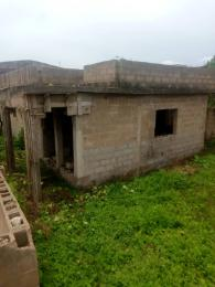 3 bedroom Detached Bungalow House for sale Uncompleted 3 bedroom flat at igem junction, Airport estate Alakia ibadan   Alakia Ibadan Oyo