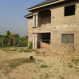 Detached Duplex House for sale - Yenegoa Bayelsa