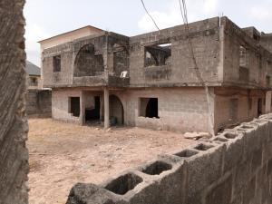 4 bedroom Semi Detached Duplex House for sale Ago palace way okota Ago palace Okota Lagos