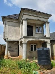 4 bedroom Detached Duplex House for sale Iyana odo off iaheri Lasu road Lagos Isheri Egbe/Idimu Lagos