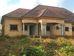 6 bedroom Terraced Bungalow House for sale Amagba boundary, off ugbor village road  Oredo Edo