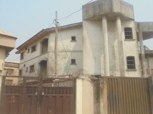 Blocks of Flats House for sale Dele Orishabiyi Ago palace Okota Lagos