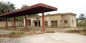 Office Space Commercial Property for sale Along Akoda-Sekona Express way Ede. Osun State  Ede South Osun