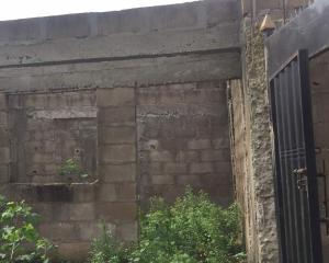 2 bedroom Detached Bungalow House for sale Abule Alfa road, opposite Abule Alfa mosque  Mowe Obafemi Owode Ogun