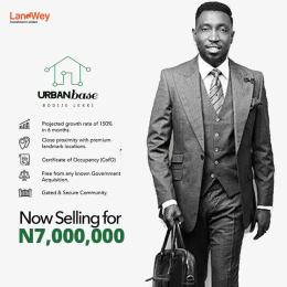 Land for sale Bodije Lekki Lagos - 1