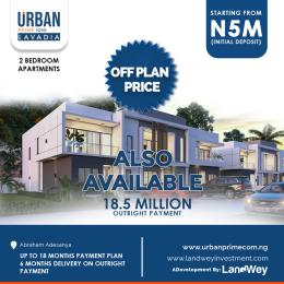 2 bedroom Residential Land Land for sale Abraham adesanya  Abraham adesanya estate Ajah Lagos
