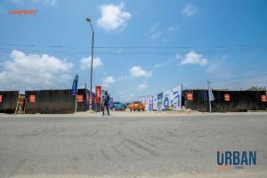 Land for sale 2mins from Abraham Adesanya Roundabout, Abraham adesanya estate Ajah Lagos