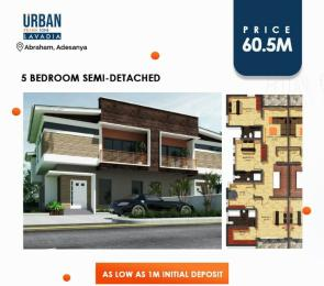 Flat / Apartment for sale Abraham Adesanya Ibeju-Lekki Lagos