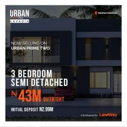 Land for sale Abraham Adesanya Abraham adesanya estate Ajah Lagos