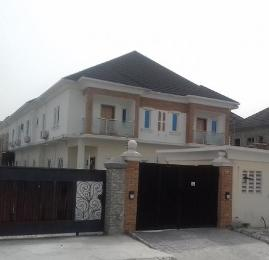 6 bedroom Semi Detached Duplex House for sale Between 3rd And 4th Roundabout; Close To Nicon Town Lekki Lagos