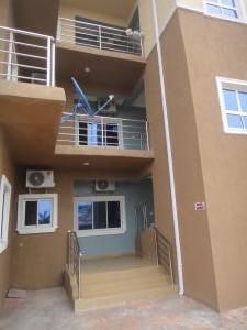 1 bedroom mini flat  Boys Quarters Flat / Apartment for rent Victor Str. Behind Access bank, Lifecamp extension Abuja Life Camp Abuja