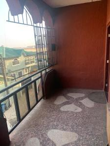 3 bedroom Mini flat Flat / Apartment for rent Crystal estate Ilupeju off Coker road . Bye pass Ilupeju Ilupeju Lagos