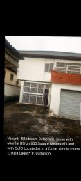 5 bedroom Detached Duplex House for sale omole of Awolowo way Obafemi Awolowo Way Ikeja Lagos