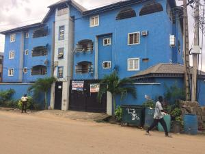 3 bedroom Blocks of Flats House for sale Ago Palace way, Okota Lagos