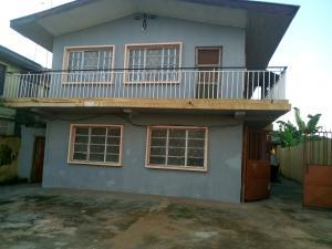 3 bedroom Mini flat Flat / Apartment for rent Idomowo Ijebu Ode Ijebu Ogun