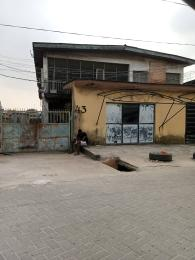 Blocks of Flats House for sale James Robertson Street  Masha Surulere Lagos