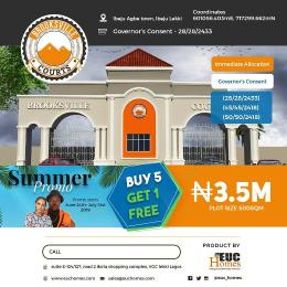Residential Land Land for sale Ibeju Agbe Eleko Ibeju-Lekki Lagos