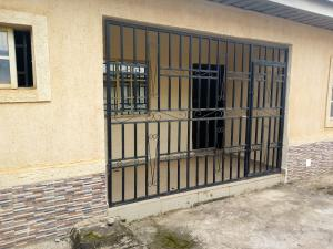 3 bedroom Detached Bungalow House for rent 3bed room bungalow flat with gate house  Lokogoma Abuja
