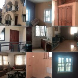 3 bedroom Blocks of Flats House for rent Agbelekale  Abule Egba Abule Egba Lagos