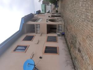 4 bedroom Flat / Apartment for rent Very decent and beautiful 4bedroom flat at new oko oba agege schim 1 estate Oko oba Agege Lagos
