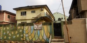 Detached Duplex House for sale Opomoga estate Iju Lagos