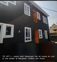 2 bedroom Blocks of Flats House for rent ... Maryland Lagos