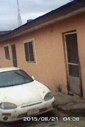 1 bedroom mini flat  Studio Apartment Flat / Apartment for rent MERCYLAND ESTATE..ISHERI...... Berger Ojodu Lagos