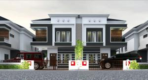 4 bedroom House for sale Orchid Hotel Road, opposite Ocean Bay Estate, beside Buena Vista chevron Lekki Lagos