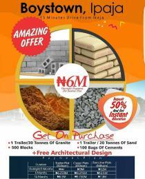 Land for sale Boystown Ipaja, Lagos Boys Town Ipaja Lagos