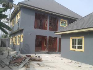 2 bedroom Flat / Apartment for rent 104 pipe line market road  Rupkpokwu Port Harcourt Rivers