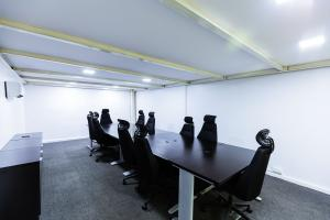 Meeting Room Co working space for shortlet 3/9 Olu-koleosho street, Off Medical road. Obafemi Awolowo Way Ikeja Lagos