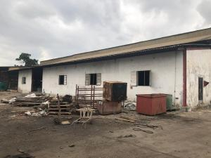 Warehouse Commercial Property for sale - Oba Akran Ikeja Lagos