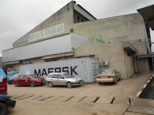 Warehouse Commercial Property for sale off  Oba Akran Ikeja Lagos