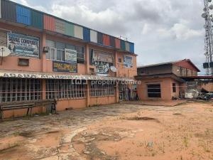 Warehouse Commercial Property for sale Along Sapele Road Opposite Santana Market,  Oredo Edo