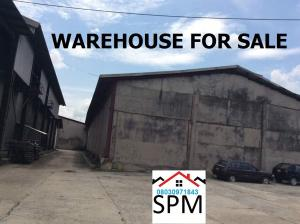 Warehouse Commercial Property for sale Trans Amadi Industrial Area Port Harcourt Trans Amadi Port Harcourt Rivers