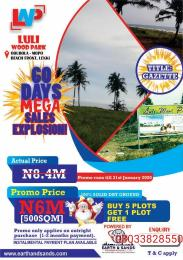 Mixed   Use Land Land for sale Water Front Off monastery road  Monastery road Sangotedo Lagos