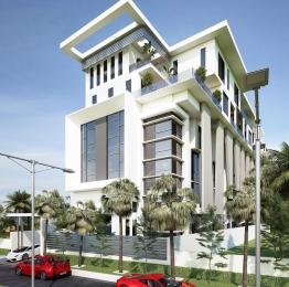 4 bedroom Terraced Duplex House for sale Waterfront residential zone  Banana Island Ikoyi Lagos