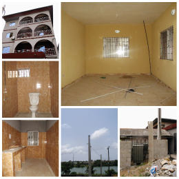 3 bedroom Flat / Apartment for rent Soba (Festac Phase 2) AbuleAdo Festac Amuwo Odofin Lagos